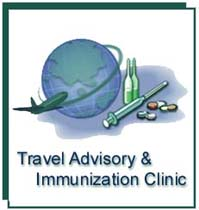 Travel Advisory & Immunization Clinic